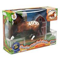 Lindberg Appaloosa Classic Thoroughbred Horse  1:12 Scale