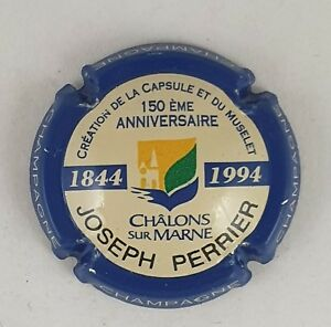 CAPSULE DE CHAMPAGNE JOSEPH PERRIER*