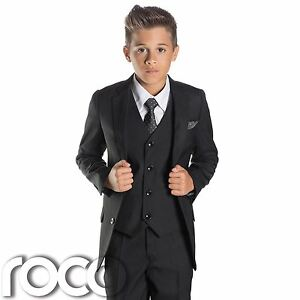 Boys-Black-Suit-Page-Boy-Suits-Slim-Fit-Suit-Prom-Suits-Boys-Tuxedo