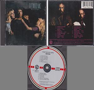 FLEETWOOD MAC Mirage 1982 West Germany TARGET CD Stevie