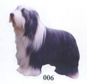 2-Stueck-Hundeaufkleber-Autoaufkleber-Gr-M-122006-Bobtail
