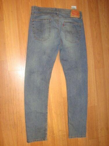 levi's 510 skinny jeans 33 32