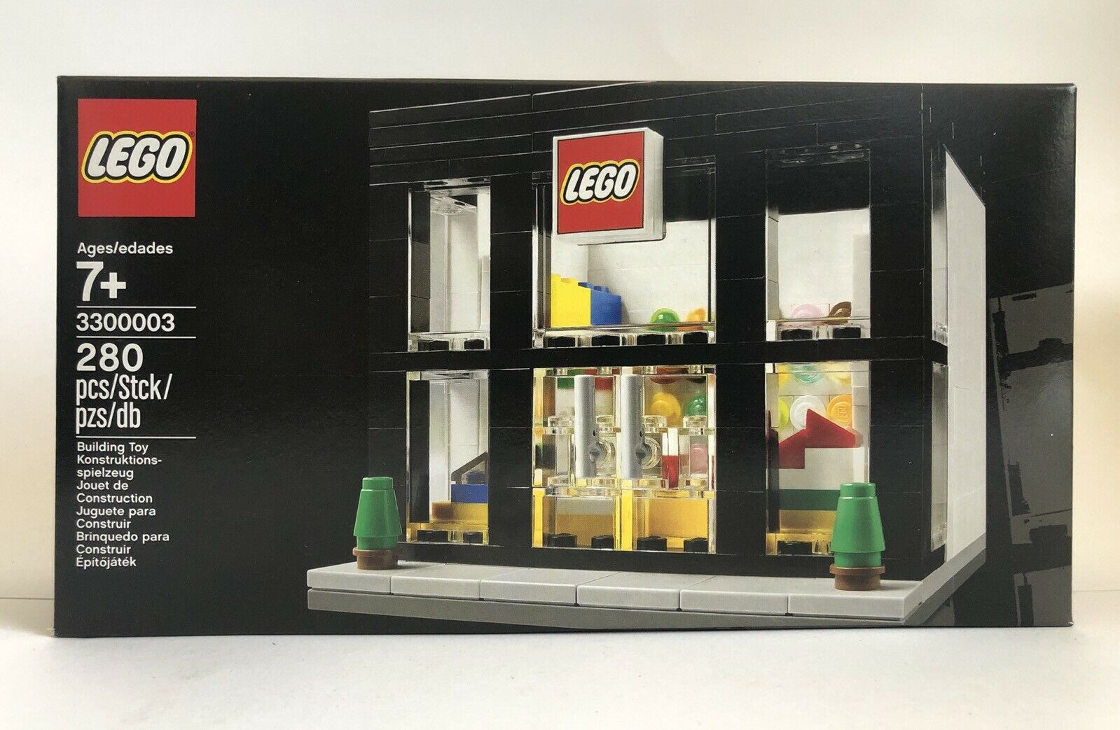 Lego 3300003 Exclusive Brand Retail Store Grand Opening Limited Promo Set