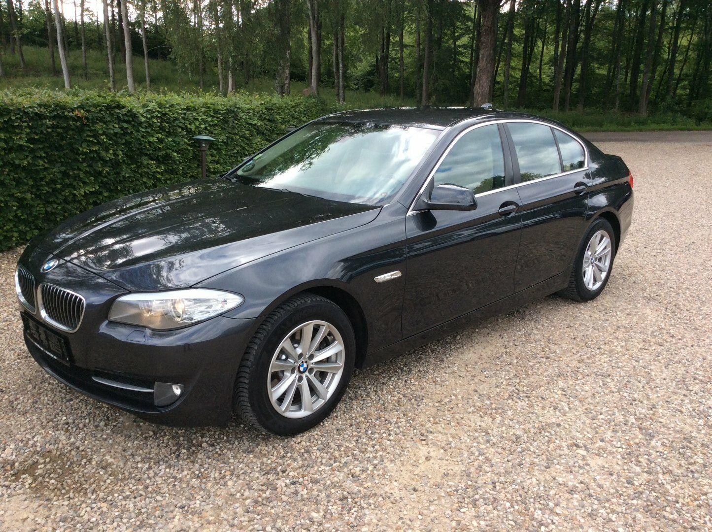 BMW 525d 3,0 aut. 4d - 179.800 kr.