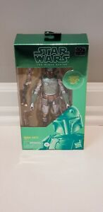 Star Wars Black Series - CARBONIZED BOBA FETT - Deluxe 6-Inch Action Figure