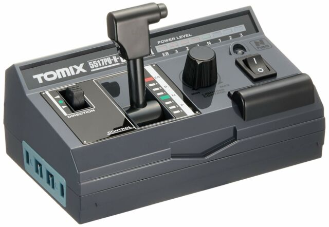 Tomix 5518 TCS Power Unit N-DU204-CL to N Scale