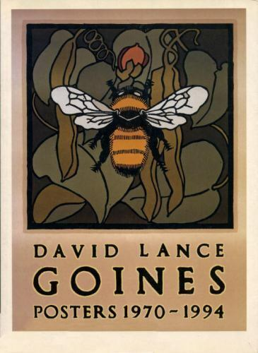 David Lance Goines Posters, Goines, David, Good Book