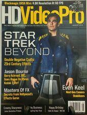 HD Video Pro August 2016 Star Trek Beyond Jason Bourne Camera  FREE SHIPPING sb