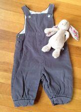 Jacadi Paris Baby  Grey Romper Longall Overalls: 18 Months EEUC