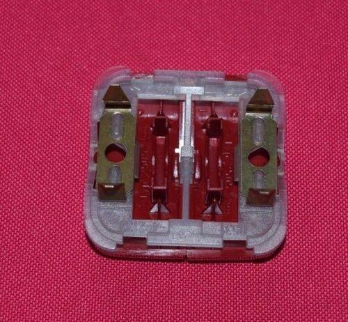 Jaeger 2505-217 Reflex SI-Serien-Wippe  rot Busch 672//674