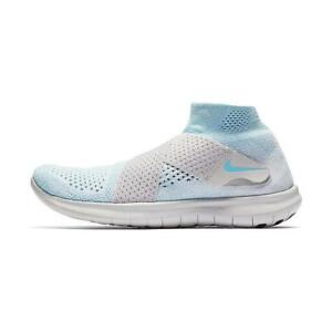402 5 Donna Fk 10 Nike Numeri Free 880846 Rn Motion Scarpe Blu 2017 Ghiacciaio OOq1UBx