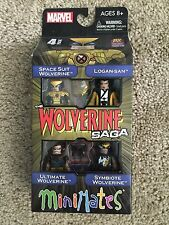 Marvel Minimates SDCC PX Exclusive Wolverine Saga Box Set CHEAP Intl Ship