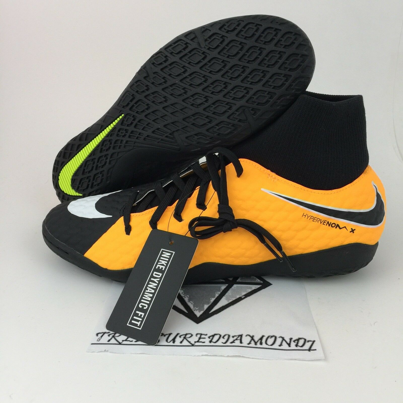 NIKE HYPERVENOMX PHELON 3 DF IC Price reduction MNS.Price reduction Special limited time