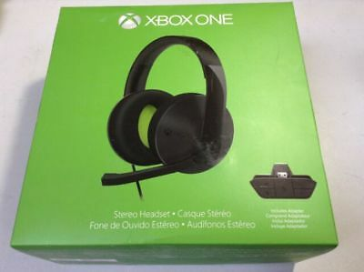 Microsoft Xbox One Stereo Headset with