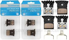 SHIMANO L04C Ice-Tech FIN Metal Disc Brake Pads fits BR-RS805 BR-RS505