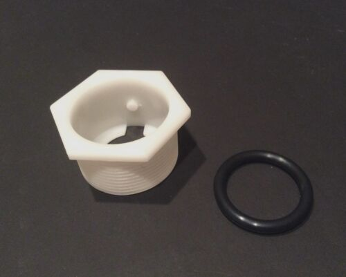Polaris 180 280 360 380 UWF Wall Fitting//O-Ring Cleaner Part 6-500-00 6-505-00