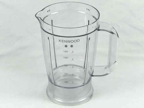 KENWOOD ACRYLIC GOBLET KW714297 FOR FOOD PROCESSOR MODELS BELOW IN HEIDELBERG