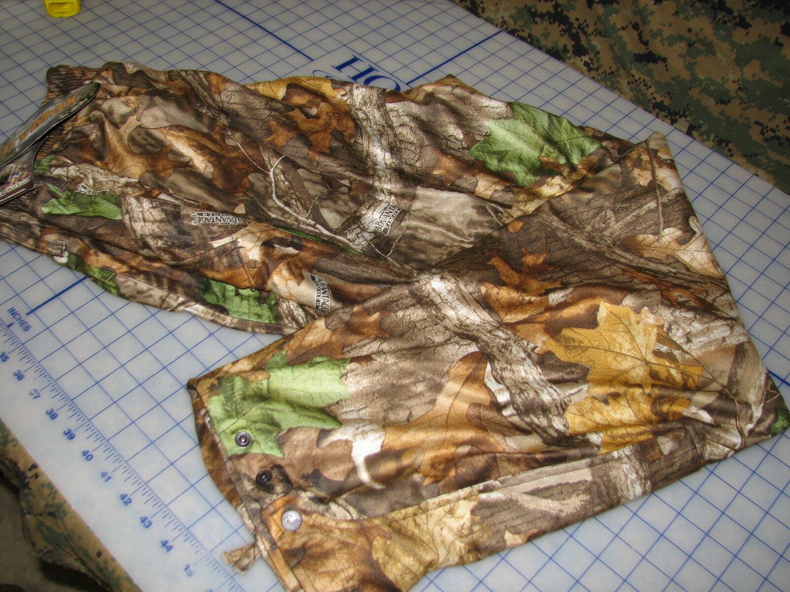 Ventaja Madera microwrap lluvia Pantalones Pella Drymax Impermeable Xxl 2x De Alto