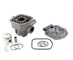 kit moteur cylindre piston segment joints culasse pour mbk. Black Bedroom Furniture Sets. Home Design Ideas