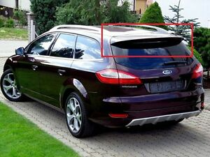 ford mondeo 4 mk4 2007 2014 estate avant titanium rear. Black Bedroom Furniture Sets. Home Design Ideas