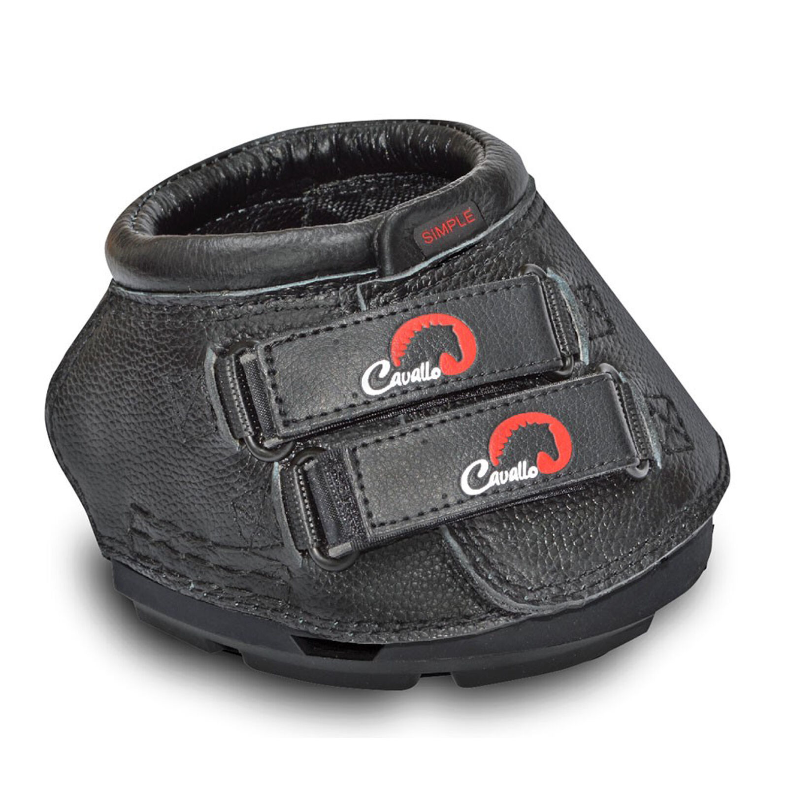 Cavallo  Simple Boot Hoof Boot for Barefoot Horses on Trails Sold in Pairs  new listing