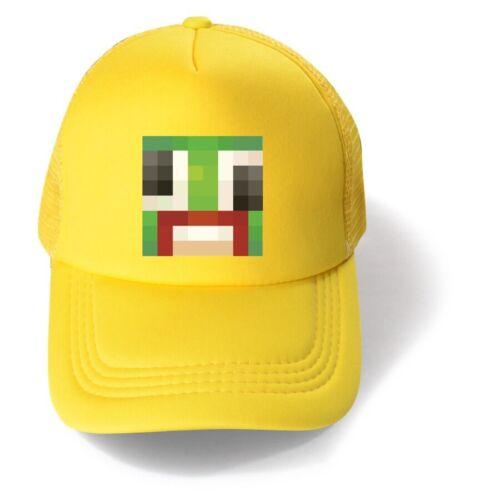 Kids Boys Girls unspeakable Baseball Cap Adjustable Casual Summer Visor Hat