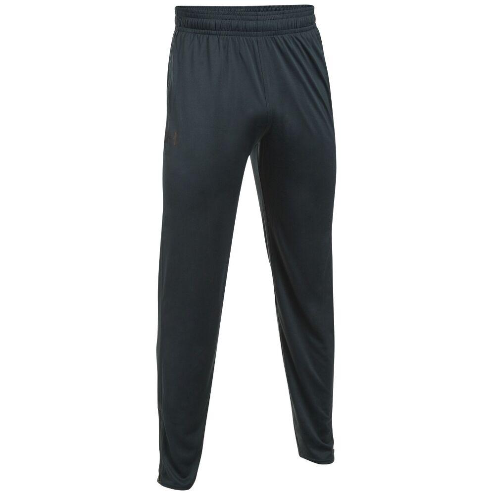 Audacieux Under Armour Tech Pant Hommes Jogging Loisirs Pantalon Anthracite Black 1271951-016 éLéGant En Odeur