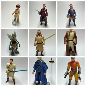 HASBRO Star Wars LOT EPISODE 1 ACTION FIGURES LOOSE A CHOISIR / TO CHOOSE