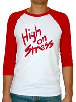 High On Stress Shirt - As Seen In Revenge Of The Nerds - Worn By Booger