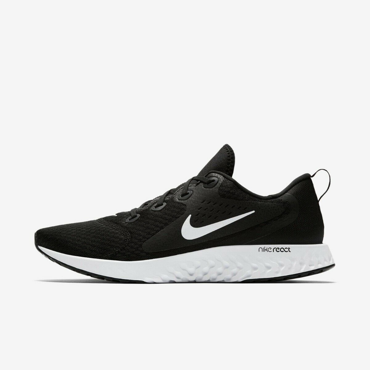 Nike Legend React da men da Corsa shoes da Ginnastica Varie Misure 8 a 12 black