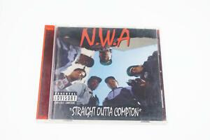 N.W.A.STRAIGHT OUTTA COMTON 724353793623 CD A12823