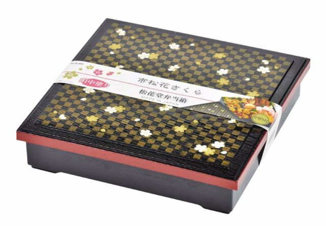 Japanese Bento Box Lunch lunchbox Japan Traditional style partition Makunouchi