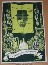 Mayra Fersner Breaking Bad Sangre por Sangre Poster Print Glow In The Dark
