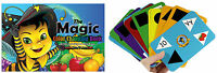 Magic Color Changing Book Set Childrens Learning Books Flashcards Toddler Kids