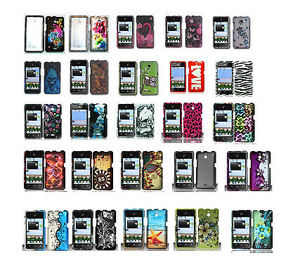Hard Case Phone Cover for Straight Talk Huawei Plus H881C / Valiant Y301-A1