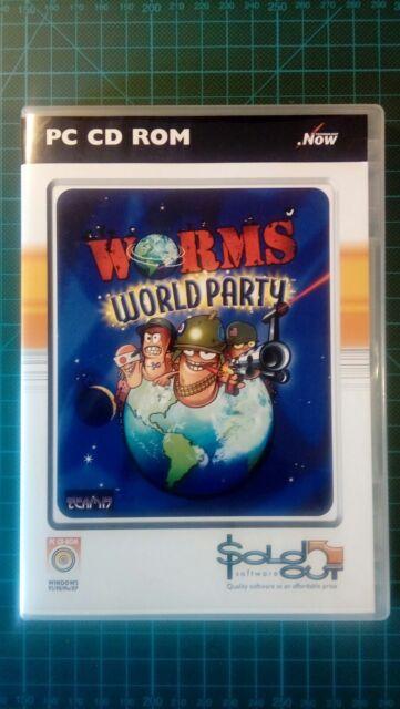 Worms World Party (Team 17, PC: Windows, 2001)