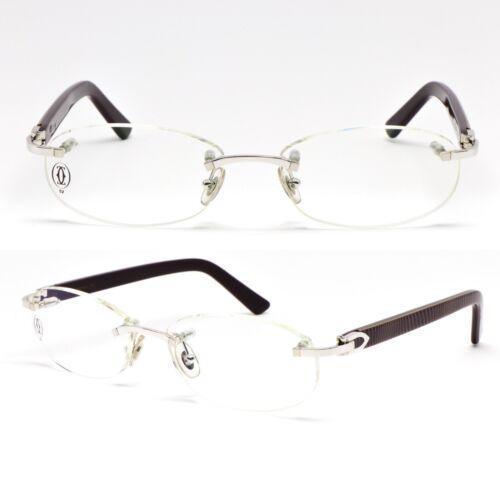 Occhiali T8100856 Old da Occhiale vista New Cartier Stock Occhiali Siena r6wq8rE
