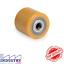 Rullo-Rulli-Transpallet-con-cuscinetti-a-sfera-in-Acciaio-varie-misure miniatura 14