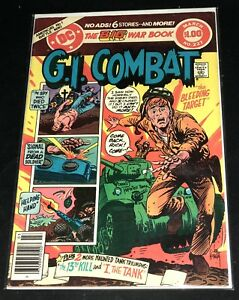 G-I-Combat-227-DC-Haunted-Tank-Joe-Kubert-Art-FREE-Shipping