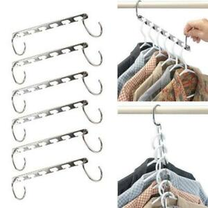 6Pcs-Multi-Function-Metal-Magic-Clothe-Closet-Hangers-Space-Saver-Organizer