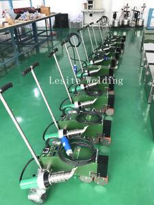 Tpo Pvc Roof Waterproof Hot Air Welding Machine Automatic