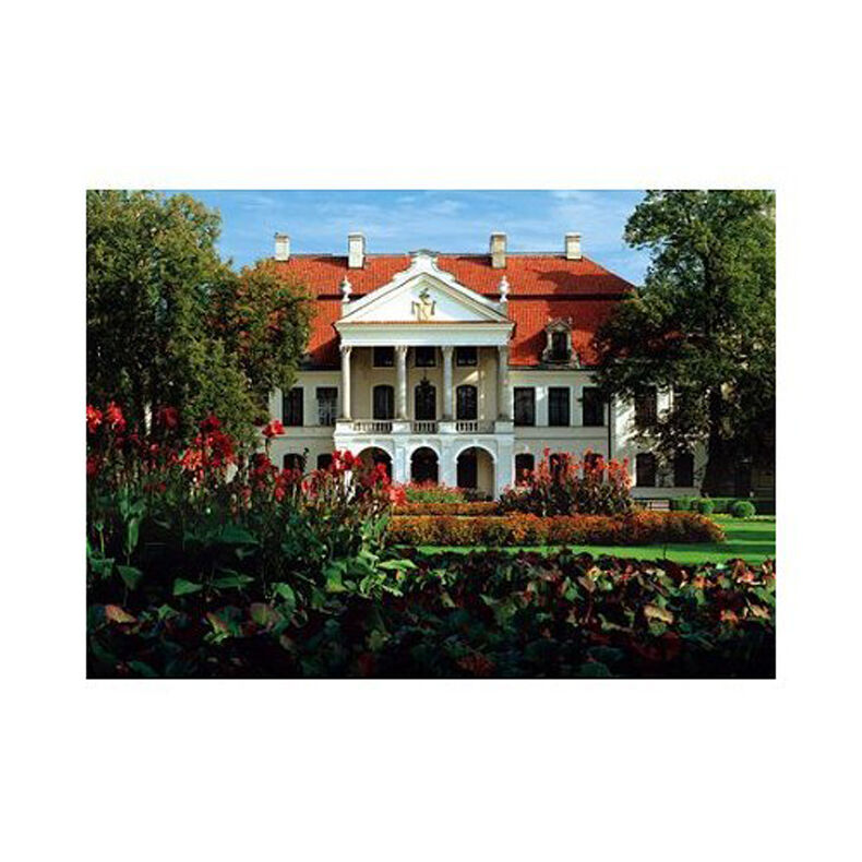 Trefl 27035. Puzzle 2000 parts. Castle of Zamojski