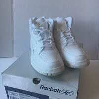 Reebok Bb4600 Ultra Mid Men's 9.5 From Late 1990s 4-21651 White