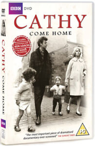 Cathy-Come-Home-DVD-2011-Ray-Brooks-Loach-DIR-cert-PG-NEW-Great-Value