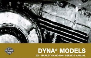 2011 harley dyna service manual repair with electrical diag and rh ebay com 2011 harley-davidson touring models factory service manual 2011 harley service manual