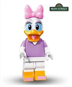 Details about New LEGO Minifigures Disney Series 71012 Daisy Duck