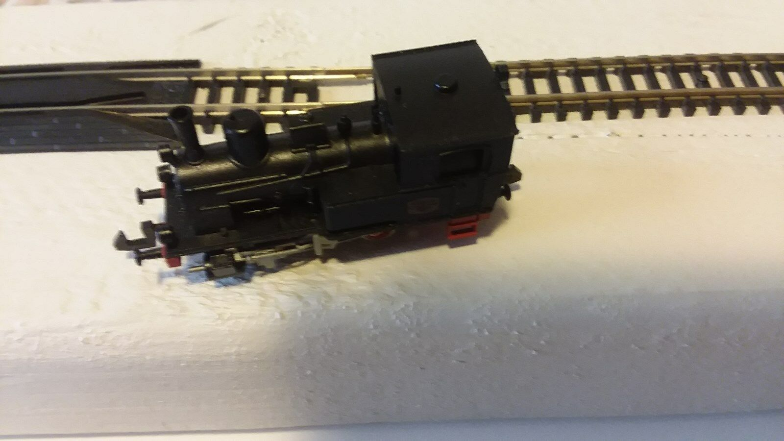 Arnold Rapido Steam Switcher  N Scale