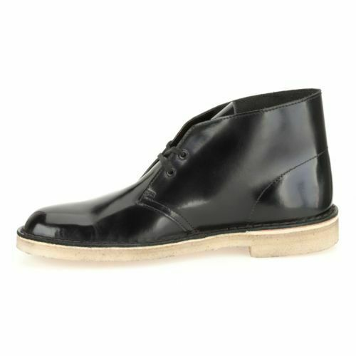 Boot Us5 5m The Donna Pelle Uk3d Shine Black Desert Hi Clarks Original 7tZqZxf