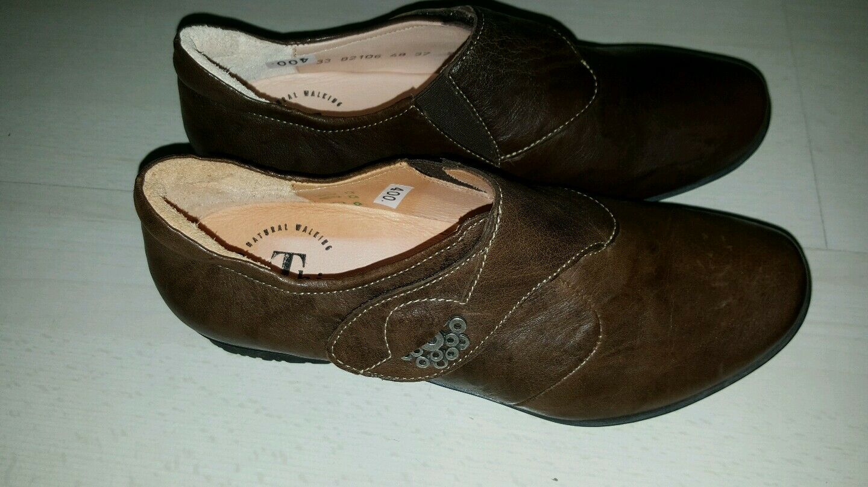 Think Damen Schuhe braun Neu OVP