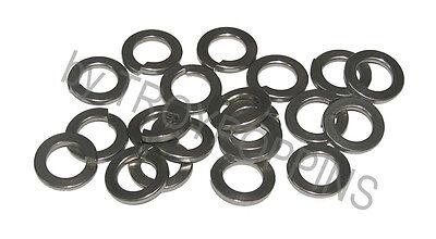 M10 Regular Split Lockwasher Stainless Steel 18-8